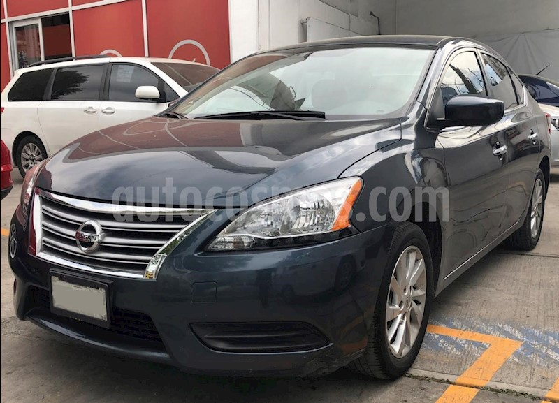 foto Nissan Sentra Sense Aut usado