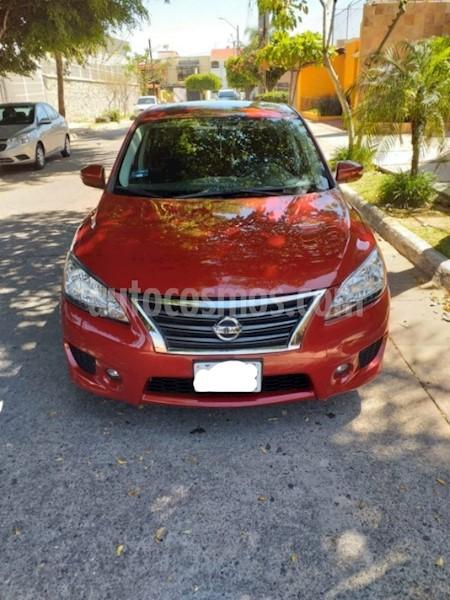 foto Nissan Sentra SR Aut NAVI usado