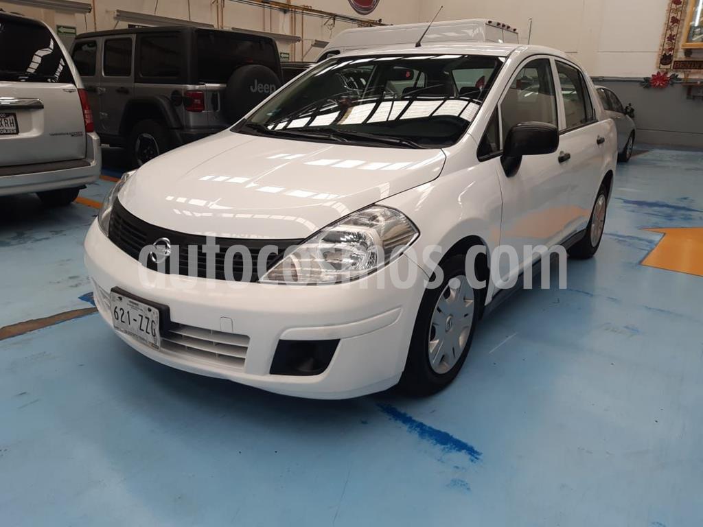 foto Nissan Tiida HB Special Edition usado (2016) color Blanco precio $135,000