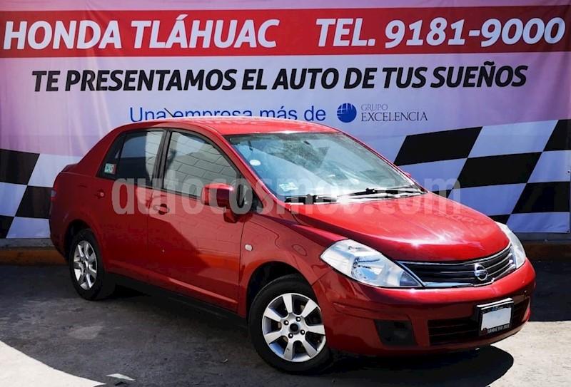 foto Nissan Tiida Sedan Custom Ac usado