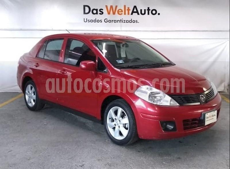 foto Nissan Tiida Sedan Custom Aut Seminuevo