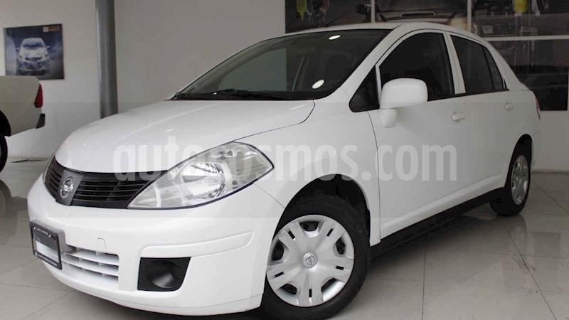 foto Nissan Tiida Sedan Sense Aut usado