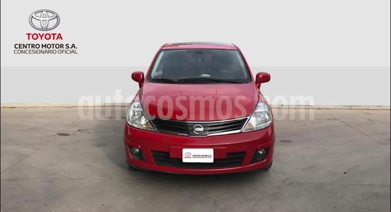 foto Nissan Tiida Tekna usado