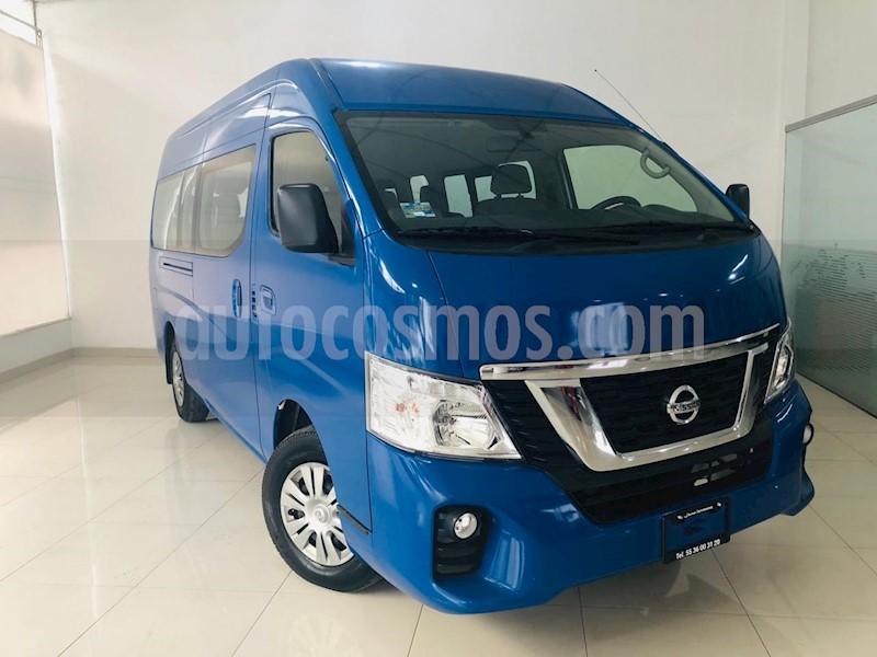 foto Nissan Urvan 15 Pas Amplia Aa Pack Seguridad usado
