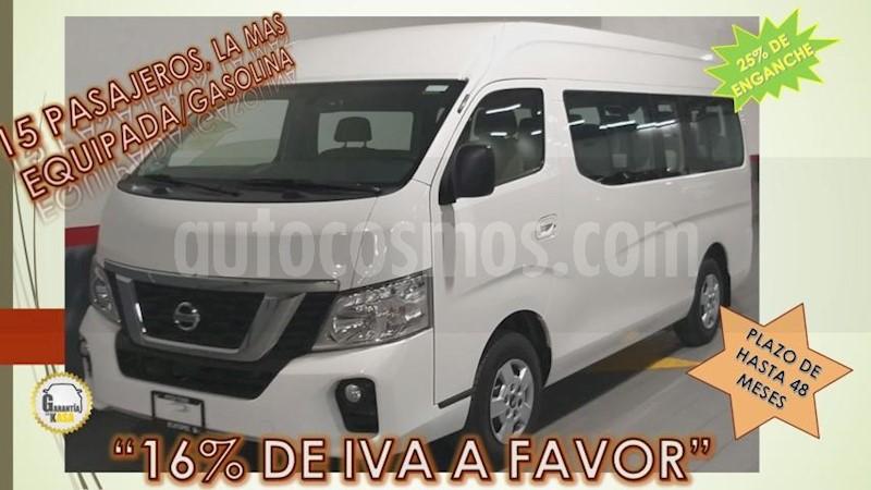 foto Nissan Urvan 4p Amplia L4/2.5 Man 15/Pas P/Seg usado
