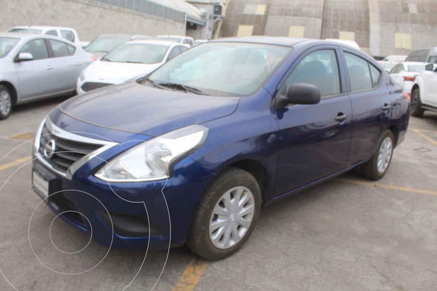 foto Nissan V-Drive V-Drive 1.6L usado (2020) color Azul precio $212,000