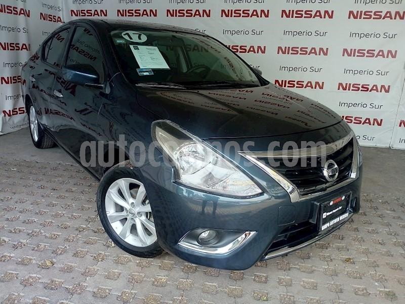 foto Nissan Versa Advance usado