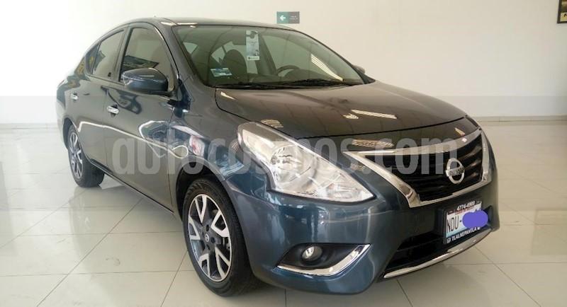 foto Nissan Versa Exclusive Aut usado