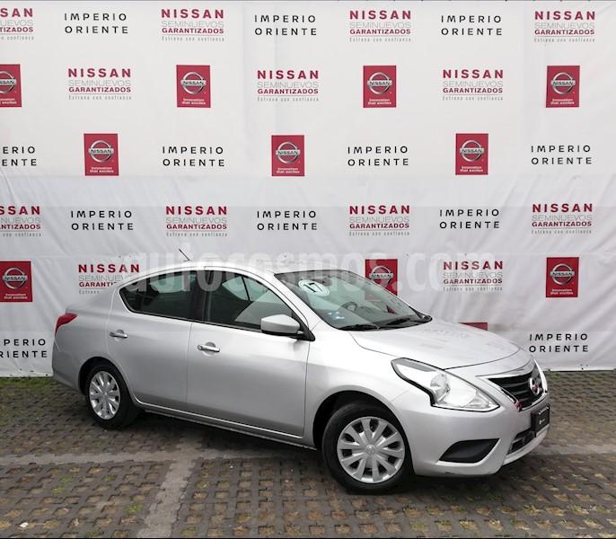 foto Nissan Versa Sense Aut Seminuevo