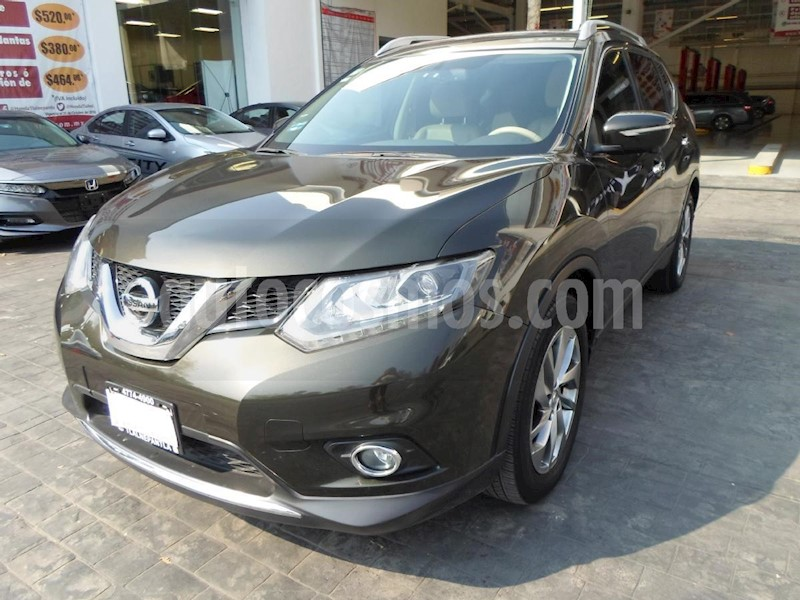 foto Nissan X-Trail Exclusive 2 Row Seminuevo