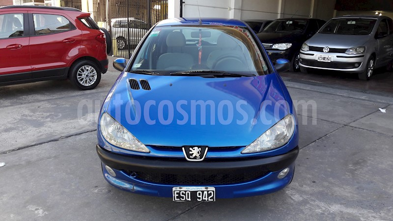 foto Peugeot 206 1.6 XR Premium 5P usado