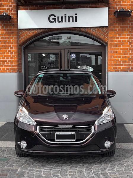 foto Peugeot 208 Feline 1.6 Pack Cuir usado