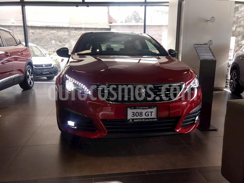 foto Peugeot 308 GT nuevo color Rojo Rubí precio $497,900
