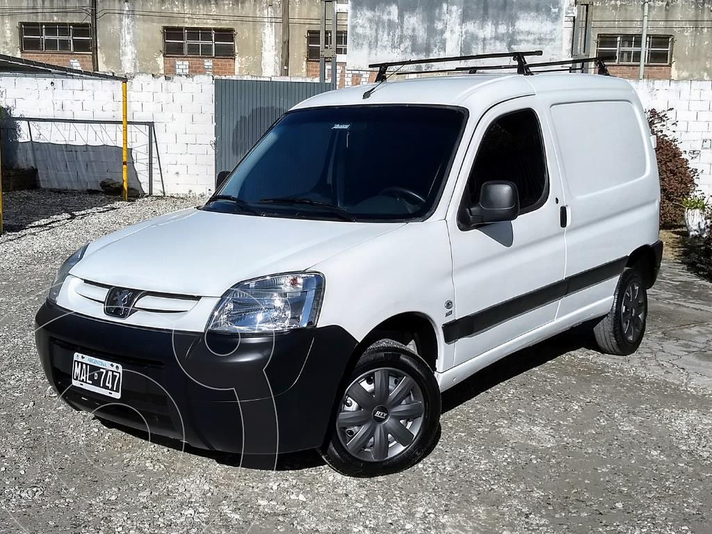 peugeot partner patagonia 1.6 hdi vtc plus usado 2013 color blanco precio 490.000