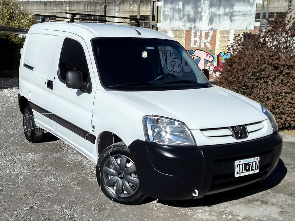 peugeot partner patagonia 1.6 hdi vtc plus usado 2013 color blanco precio 450.000