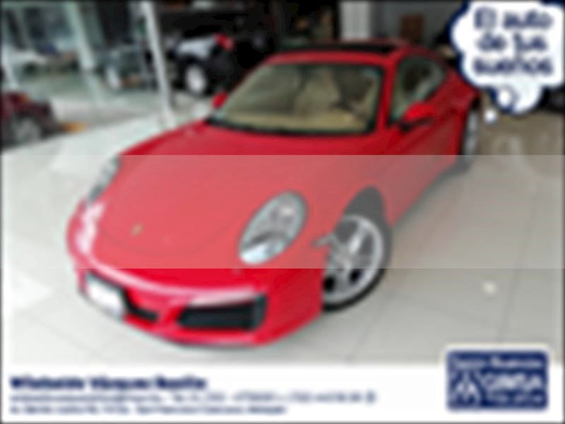 foto Porsche 911 Carrera Coupe usado