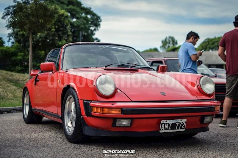 foto Porsche 911 Cabrio usado