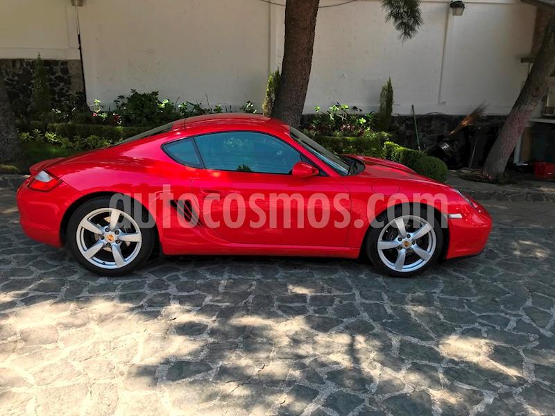 foto Porsche Cayman 2.7L Tiptronic usado