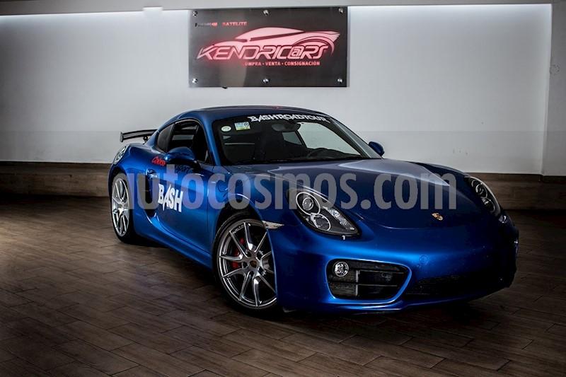 foto Porsche Cayman S 3.4L PDK usado