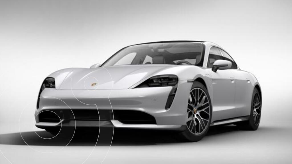 foto Porsche Taycan Turbo nuevo color Blanco precio $3,466,331