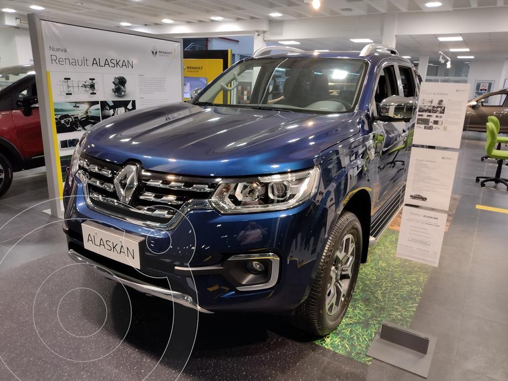 foto Renault Alaskan Iconic 4x4 Aut nuevo color Azul Cosmos precio $6.431.000