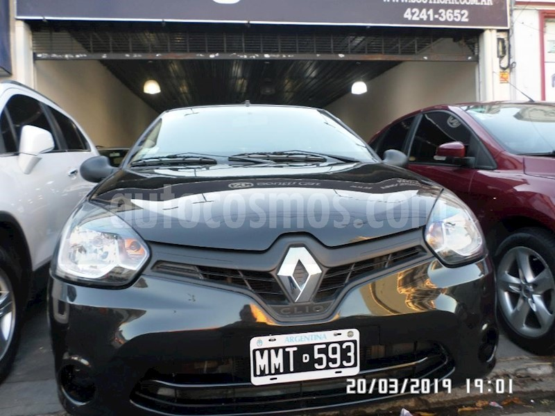 foto Renault Clio Mio 5P Expression usado
