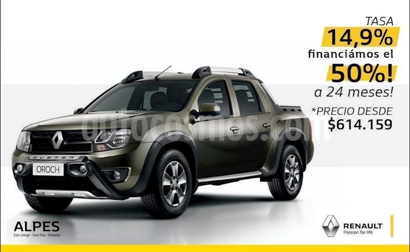 foto Renault Duster Oroch Dynamique  usado