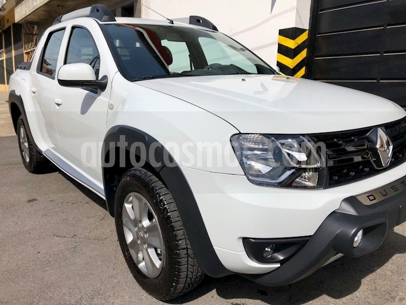 foto Renault Duster Oroch Outsider nuevo