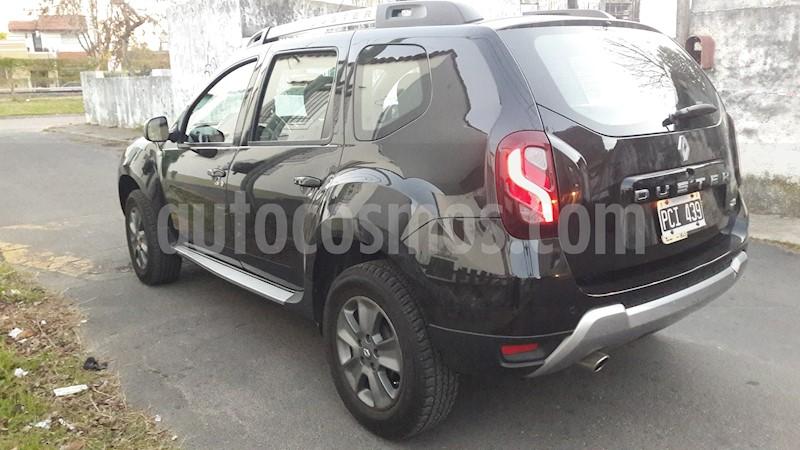 Renault Duster Privilege 2 0 4x4 Usado  2015  Color Negro Precio  650 000