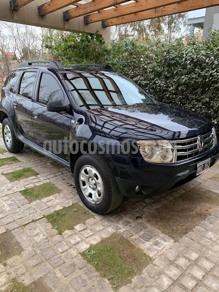 Renault Duster Confort Plus Usado  2013  Color Azul Precio  500 000