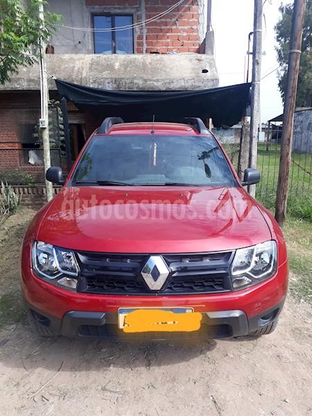 Renault Duster Expression Usado  2019  Color Rojo Precio  880 000