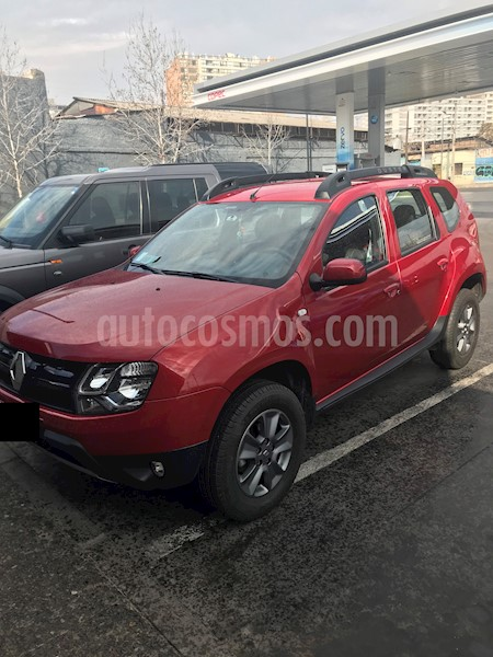 Renault Duster 1 6l Zen 4x2 Usado  2018  Color Rojo Fuego Precio  7 500 000