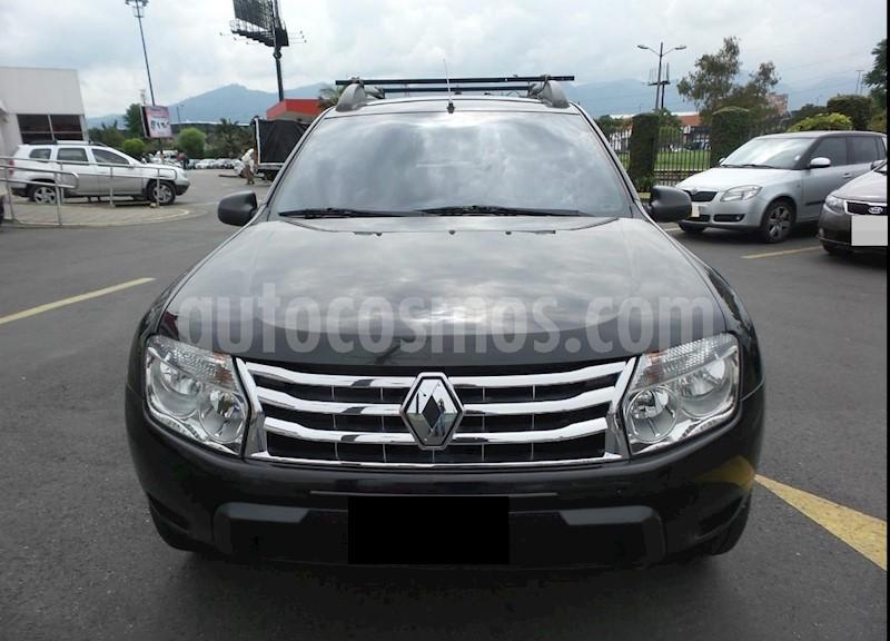 Renault Duster 1 6l Expression 4x2 Plus Usado  2013  Color Negro Precio  23 000 000