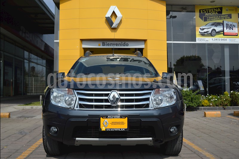 foto Renault Duster Dynamique Seminuevo