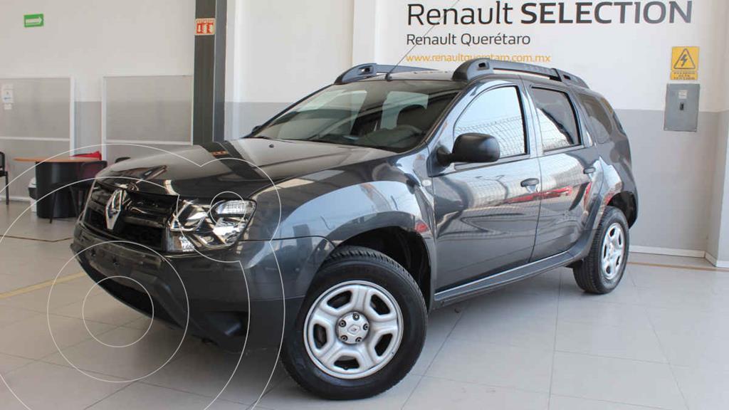 foto Renault Duster Zen usado (2019) color Gris precio $240,000