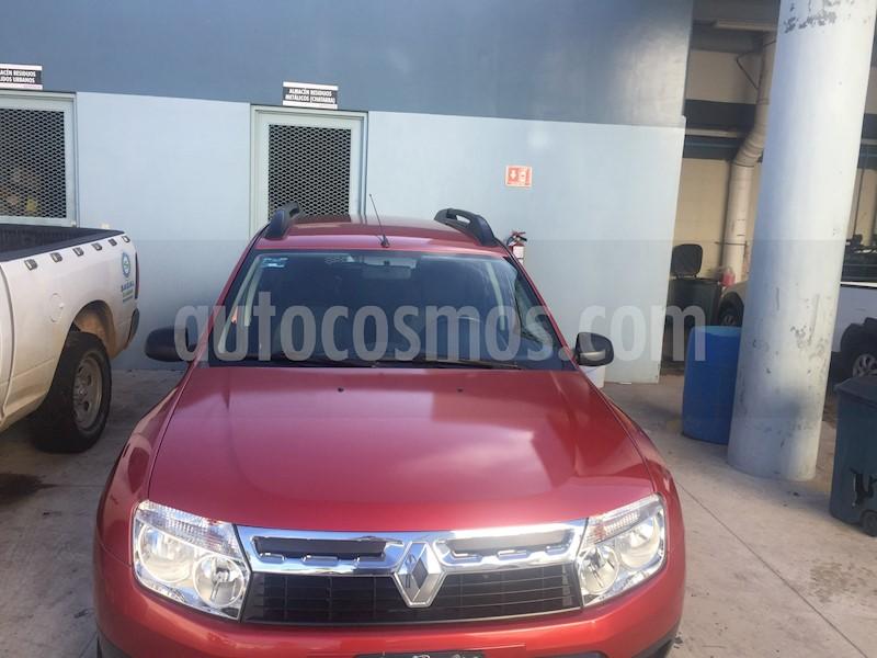 Renault Duster Expression Usado  2013  Color Rojo Precio  120 000