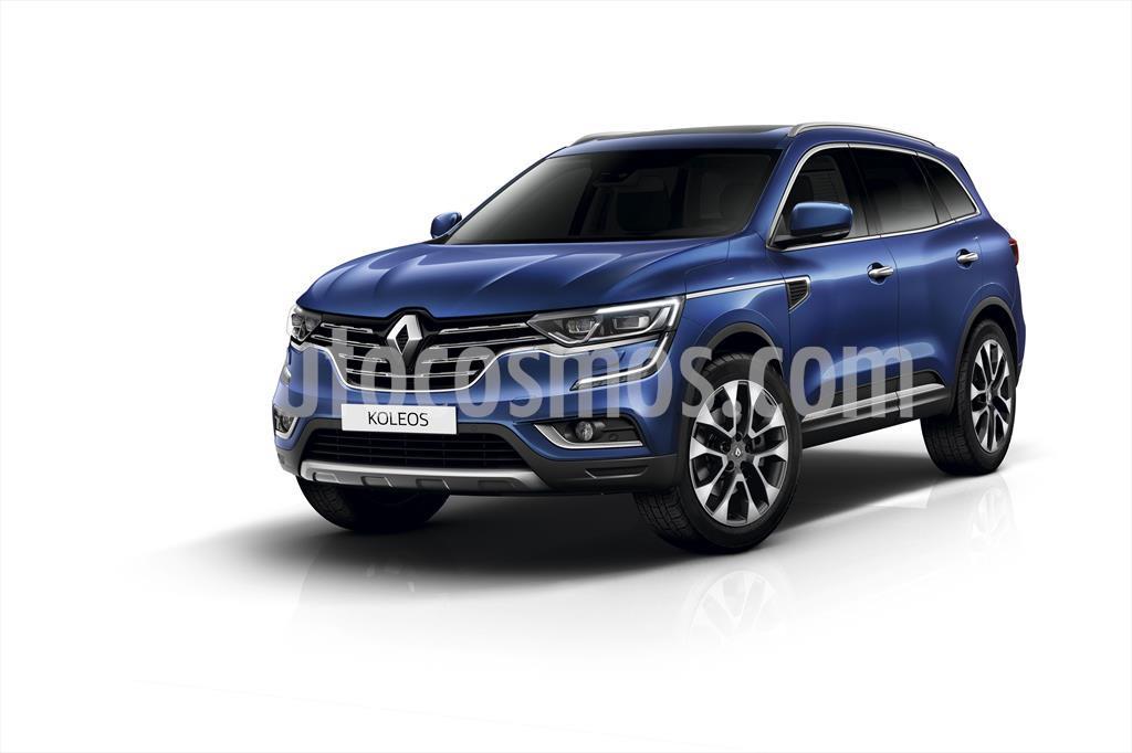 foto Renault Koleos Bose nuevo color Azul Zafiro precio $509,500