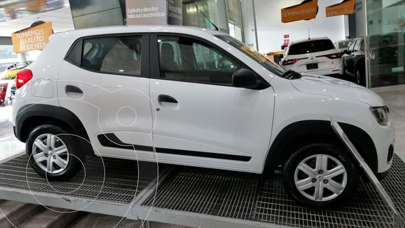 foto Renault Kwid Zen financiado en cuotas anticipo $600.000 cuotas desde $57.000