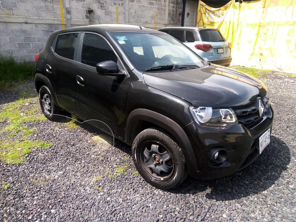 foto Renault Kwid Iconic usado (2020) color Negro precio $187,000