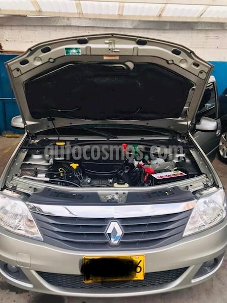 foto Renault Logan 1.6 Dynamique AA Mec 4P usado