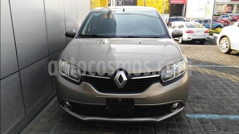 foto Renault Logan 4P INTENS L4/1.6 AUT usado (2018) color Beige precio $180,000