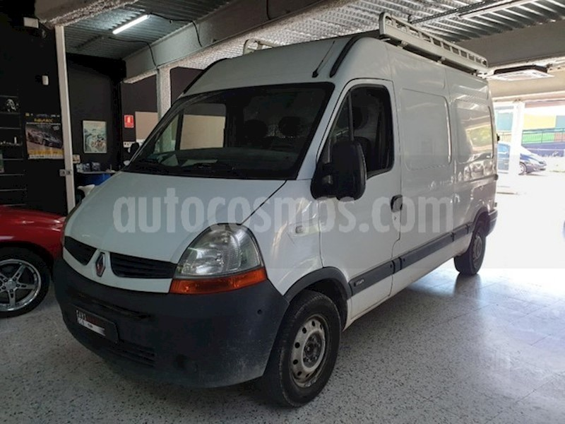 foto Renault Master Furgon Medio 2.5 TD Confort usado
