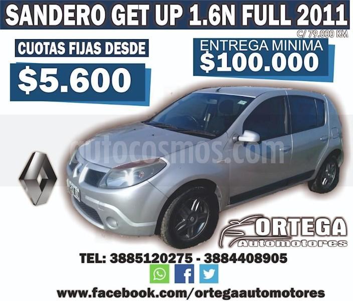 foto Renault Sandero 1.6 Get Up usado