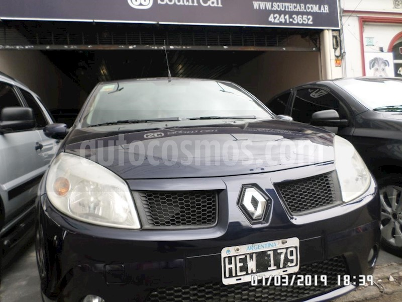 foto Renault Sandero 1.6 Luxe usado