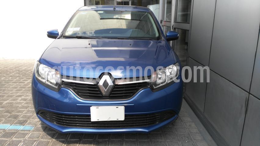 foto Renault Sandero 5P EXPRESSION L4/1.6 MAN usado (2017) color Azul precio $130,000