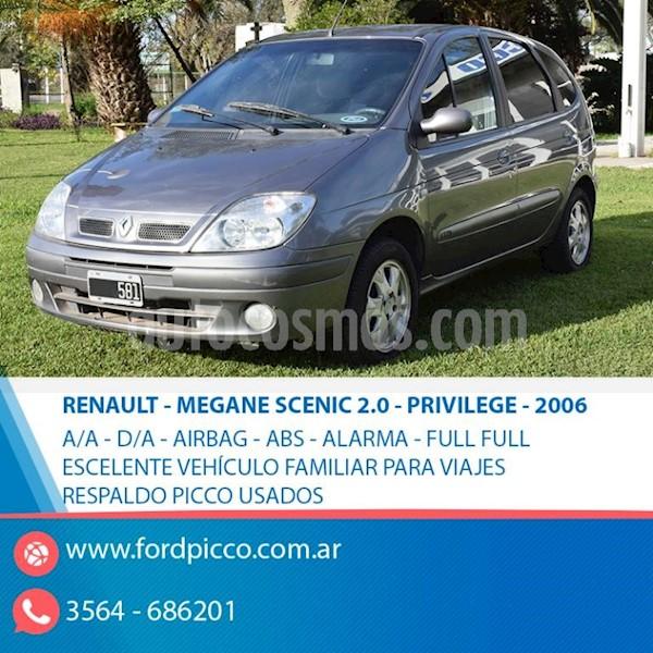 foto Renault Scenic RXE 2.0 ABS ABG usado