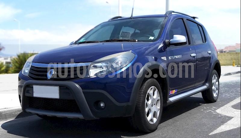 foto Renault Stepway 1.6L  usado