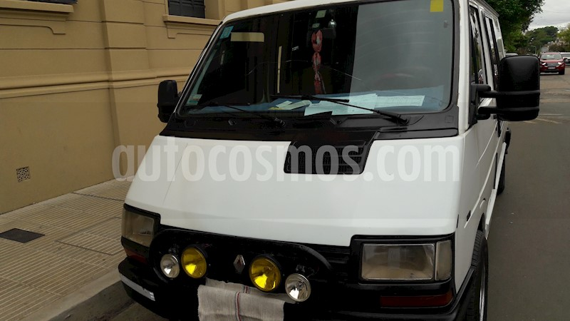 foto Renault Trafic Ta13 Furgon Larga Diesel usado