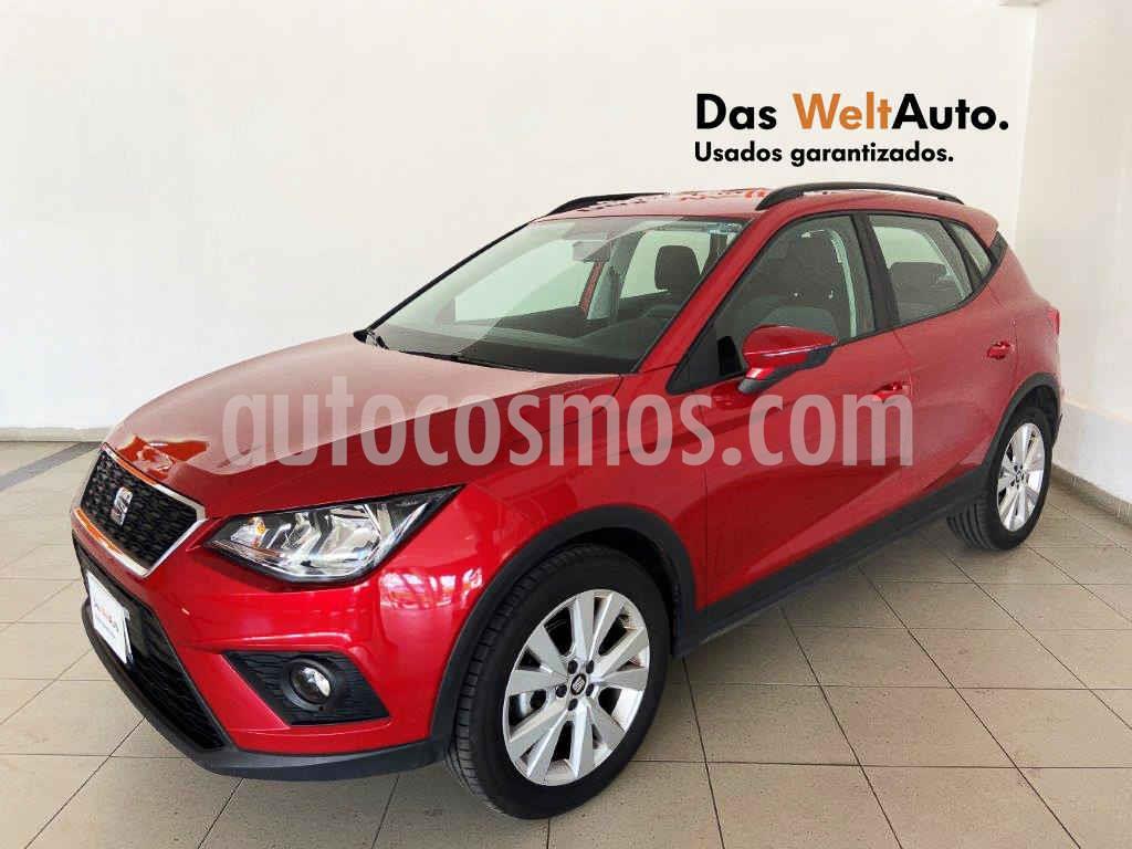 foto SEAT Arona Style usado (2020) color Rojo precio $294,925