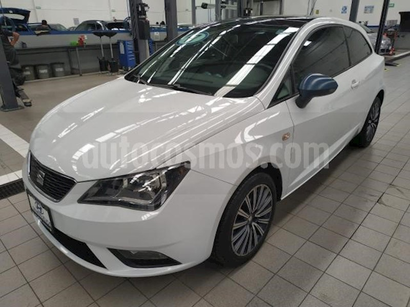 foto SEAT Ibiza 3p SC Connect Coupe L4/1.6 Man usado